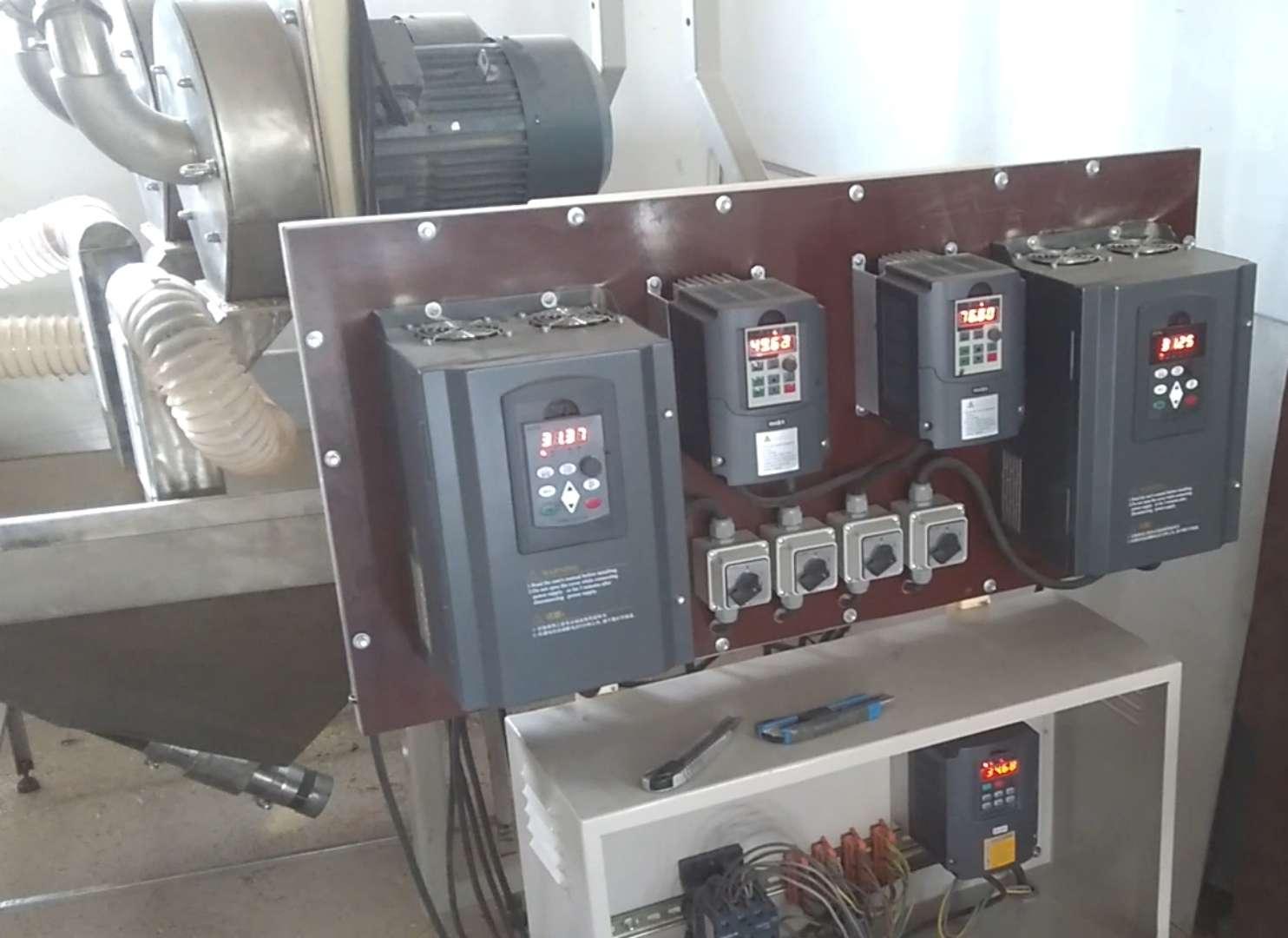 变频器怎样使用最省电?